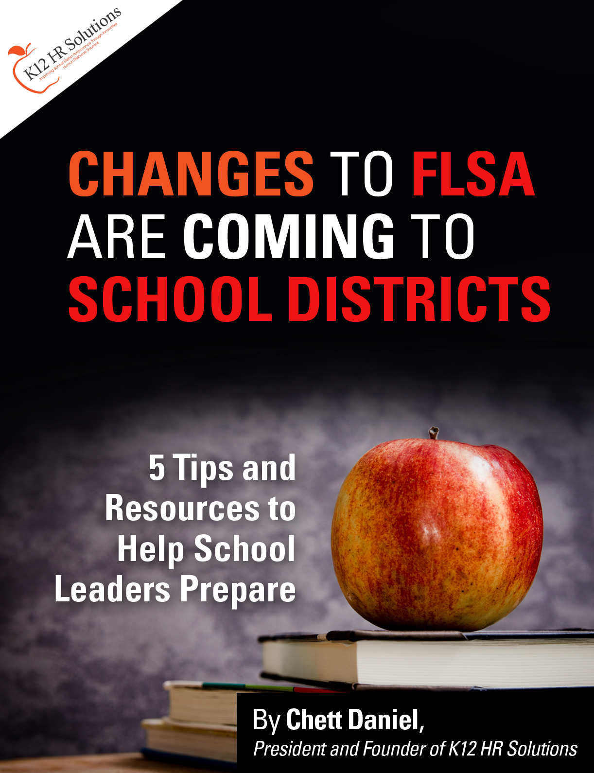 Changes to FLSA for School Districts