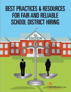 School District Hiring Resources